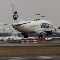 Boeing 737 - UTair :: Денис Атрушкевич