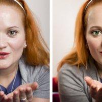 портрет рыжей девочки :: Снежанна Марочкина