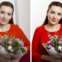 женский портрет :: Снежанна Марочкина