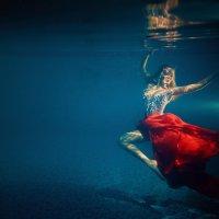 подводные танцы :: Михаил Решетников