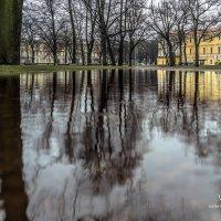 Весенний мираж :: Valeriy Piterskiy