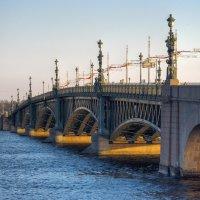 Троицкий мост :: Марина К
