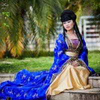 Китайская принцесса :: Svetlana Kas