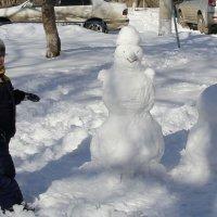 А снег идет :: Сергей Михайлов