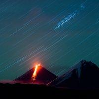 Огонь в ночи :: Денис Будьков
