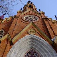 Польский костел ( Католический храм ) г.Иркутск :: Rafael