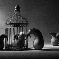 Последнее свидание перед казнью :: Виктория Иванова