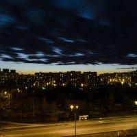 ночной город :: Сергей Лазарев