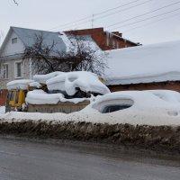 зимовка авто :: Алексей Golovchenko