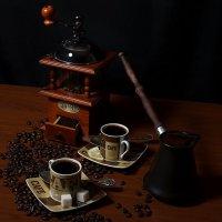 Кофе :: Светлана Мамонтова