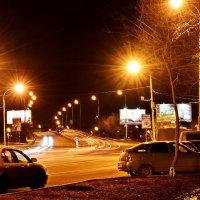 В городе ночь... :: Любовь Жиркова