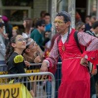 праздник Пурим 2014 в Израиле :: Павел L