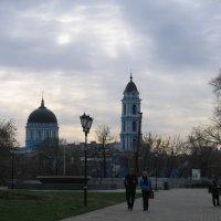 Ногинск. Прогулка. :: Владимир  Зотов