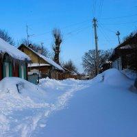 Мороз и солнце-день чудесный... :: G Nagaeva