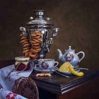 Бабушкин чай :: Ирина Приходько
