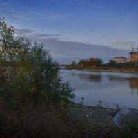 Кубань.Осенний вечер. :: Владимир Бегляров