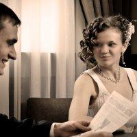 Сергей и Марина :: Игорь Халявка