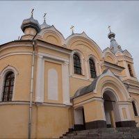 Успенская церковь в д. Сологубовка (2) :: Serzhik Kozlov
