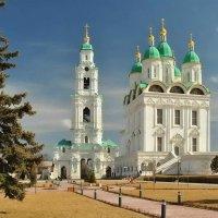 Март в Астраханском кремле :: Игорь Кузьмин