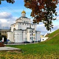 Золотые ворота. XII век. :: Анатолий Борисов