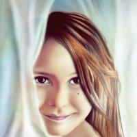 Портрет дочери :: Diana Theofylaktidou