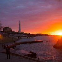 Первый день Севастополя как часть России. :: Солнечная Лисичка =Дашка Скугарева
