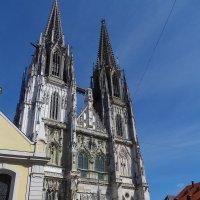 Регенсбургский  Собор Св. Петра :: Игорь Липинский
