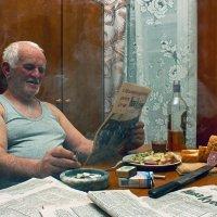 Наше сало с ихним виски :: Ivan Plahteev