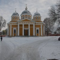 воскресенский моностырь :: Александр Малюгин