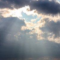 Небесное оконце. :: Наталья Юрова