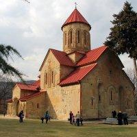 Бетания _ монастырь в честь рождества Пресвятой Богородицы :: Malkhaz Gelashvili