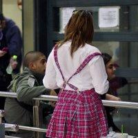 Пурим в Иерусалиме-2014-центральная автобусная станция :: Shmual Hava Retro