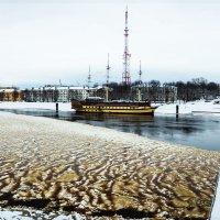 Анатомия реки :: Евгений Никифоров