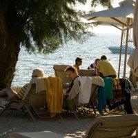 пляжный отдых :: Лидия кутузова