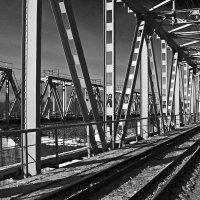 жд мост :: Владимир Потапов