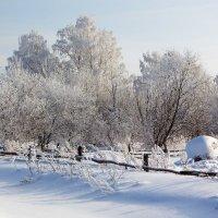 зимний этюд3 :: Виктор Ковчин