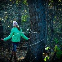 Прогулка по лесу :: Ирина Абросимова
