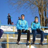 спортсмены :: Натали Тихонова