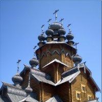 Храм всех Святых :: Татьяна Пальчикова