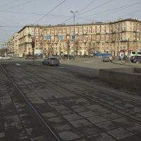 Заневская площадь :: Александр Рябчиков