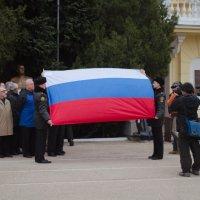 Возвращение в Россию :: Анна Выскуб