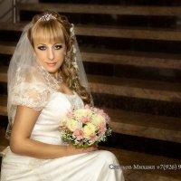 Невеста и букет :: Михаил Скачков