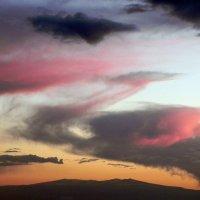 Вечернее небо :: Леонид Хачатрян