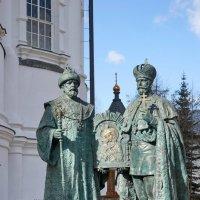 В памаять 400 летия царственного дома Романовых. :: Юрий Шувалов