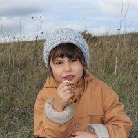 девочка с пряником :: ТАТЬЯНА