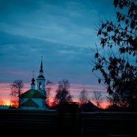 закат :: Александр Беляков