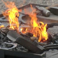 Огонь, горн, кузнец... :: Владимир Павлов