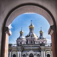 Крестовоздвиженский собор :: Сергей Базылев