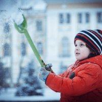 снежный восторг :: Анна Ефимова