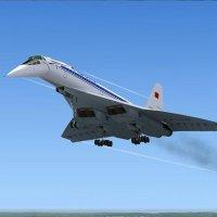 Ту-144 :: Андрей Воронцов